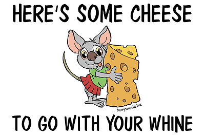 cheese and whine