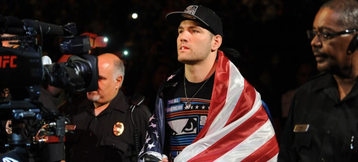 MMA: UFC 175-Weidman vs Machida