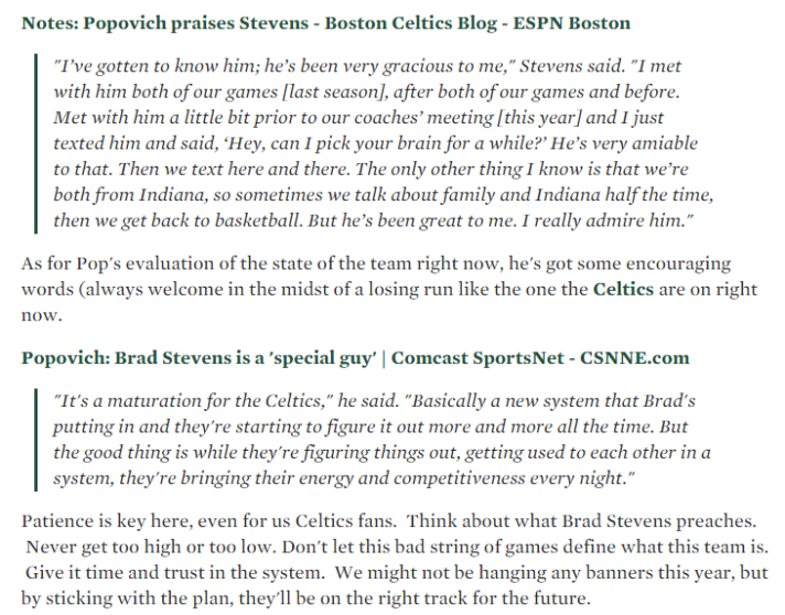 pop celtics celtics blog
